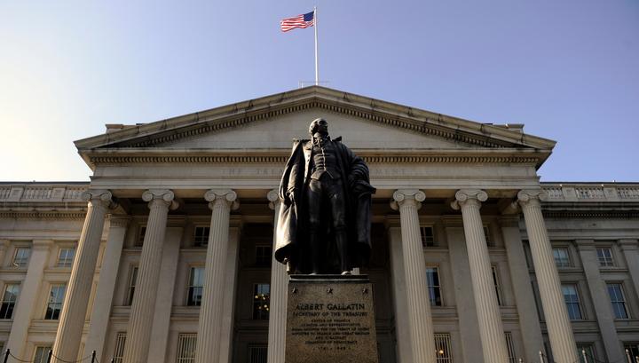 Россия в феврале увеличила вложения в гособлигации США на $2 миллиарда