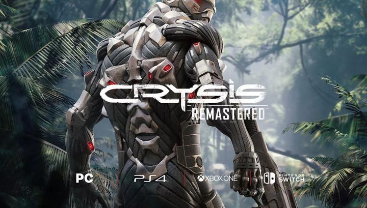 """Переиздание Crysis выйдет даже на """"карманной"""" консоли Nintendo Switch"""