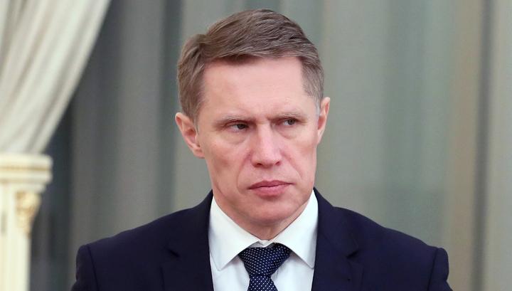 Мурашко отчитался по загруженности реанимаций в стране и ситуации в Дагестане