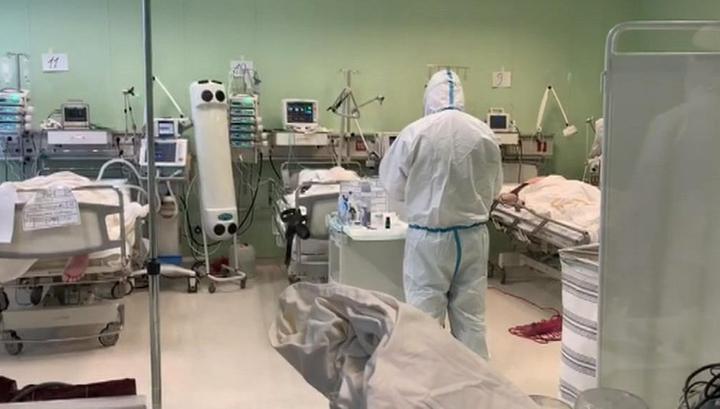 COVID-19 в России: за сутки заболели 8 726 человек
