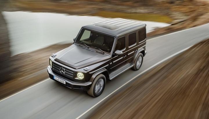 Mercedes отзывает в России на ремонт 4 модели