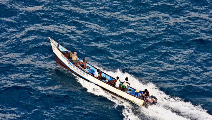 Посольство РФ сообщило о похищении россиян пиратами