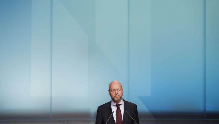 Глава норвежского нефтяного фонда признал свою неправоту в скандале с перелетом