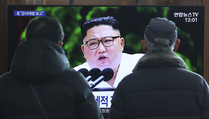Ким Чен Ын появился перед публикой впервые с 12 апреля