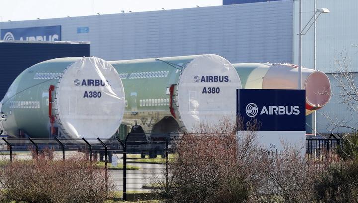 """Airbus заявила, что """"истекает кровью"""""""