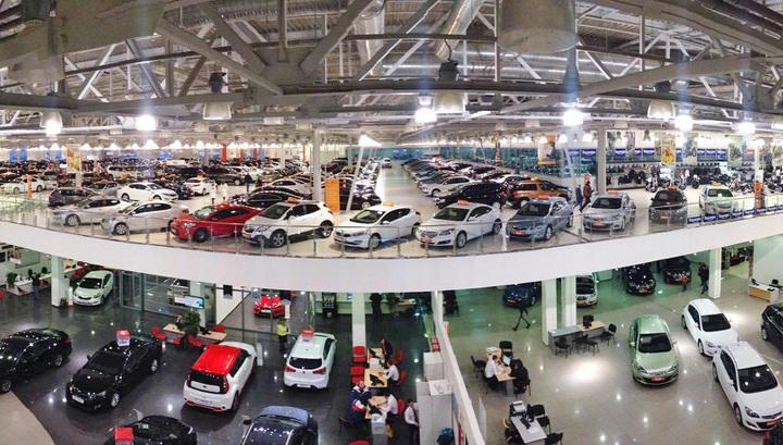 История автосалона в москве международный автосалон москва 2020