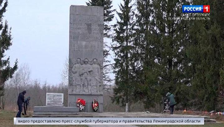Субботники в честь Дня Победы проходят в Ленинградской области