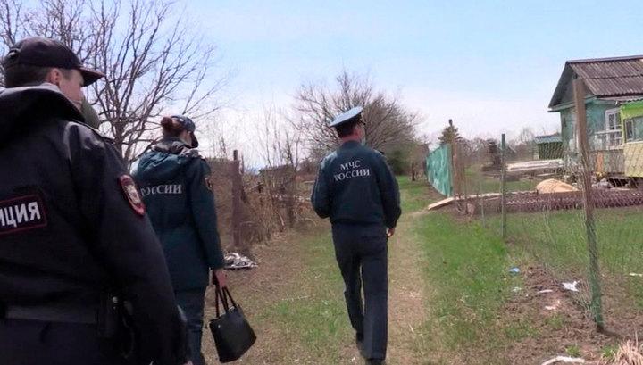 По всей территории России проводятся противопожарные рейды