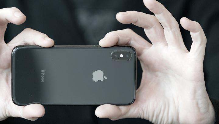 Бездомный добился от полиции розыска украденного iPhone за 80 тысяч