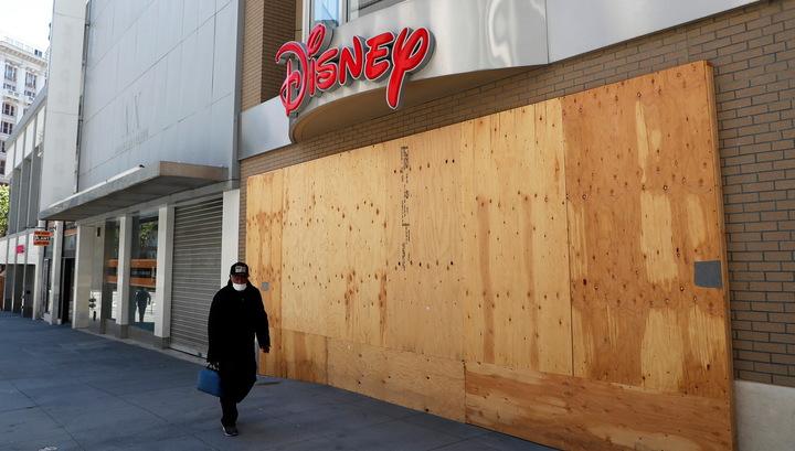 Пандемия обошлась Disney в $1,4 миллиарда