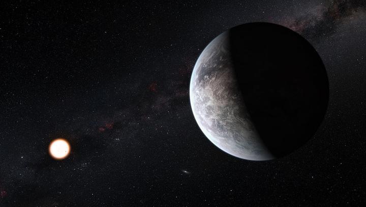 Найдена невероятно редкая и далёкая планета