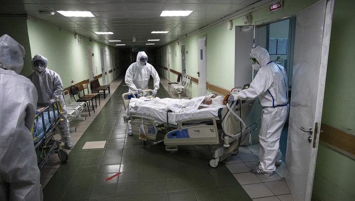 Число новых случаев коронавируса за сутки в России стало самым низким с 1 мая