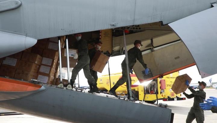 Армия перебрасывает в Красноярский край отряд для борьбы с коронавирусом