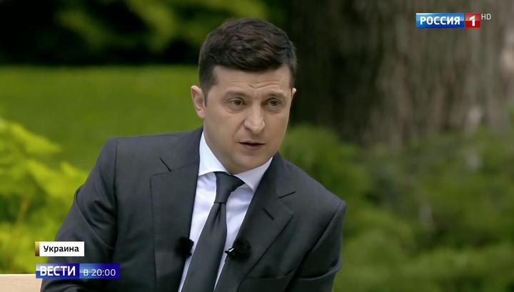 """Никто """"спасибо"""" не скажет: Зеленский рассказал об итогах первого года президентства"""