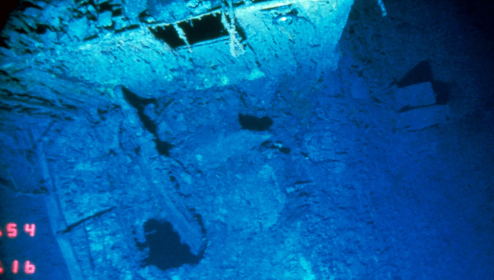 """Впервые в истории суд разрешил вскрыть корпус """"Титаника"""""""