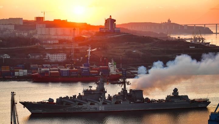 Тихоокеанский флот отмечает 289 лет со дня образования