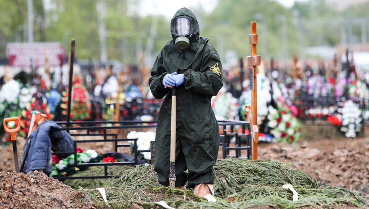 Академик РАН: Россия может избежать яркой второй волны коронавируса