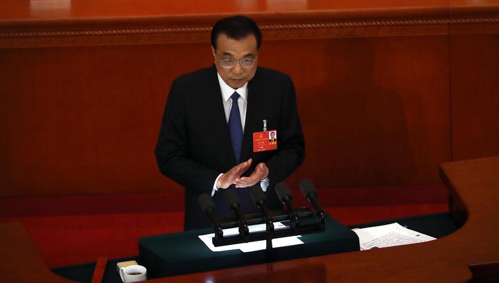 Китай решил не устанавливать целевой показатель роста ВВП на 2020 год