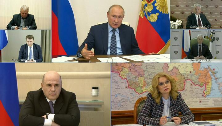 Надежда, вторая волна, рекомендации и горы: президент провел совещание по коронавирусу