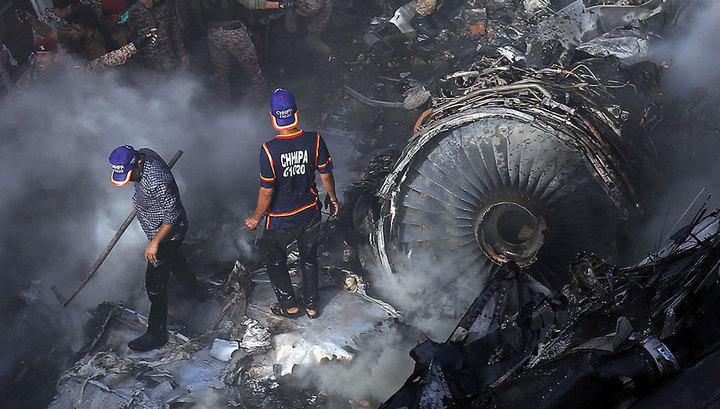 Обнаружены самописцы упавшего на дома Airbus A320