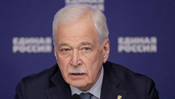 Борис Грызлов: Киев занял абсолютно деструктивную позицию по Донбассу