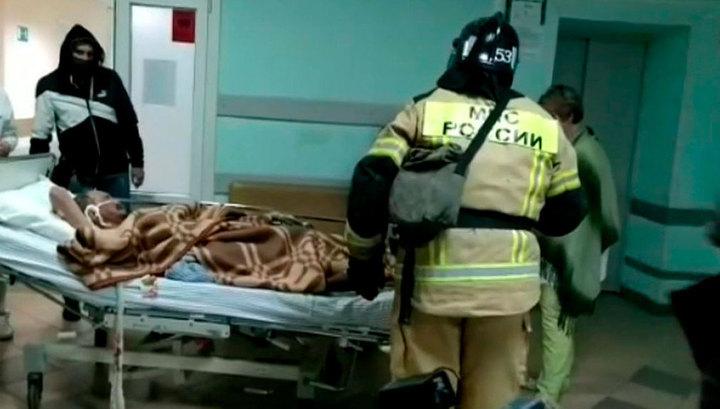 Пожар в больнице в Татарстане: два человека погибли, двое пострадали