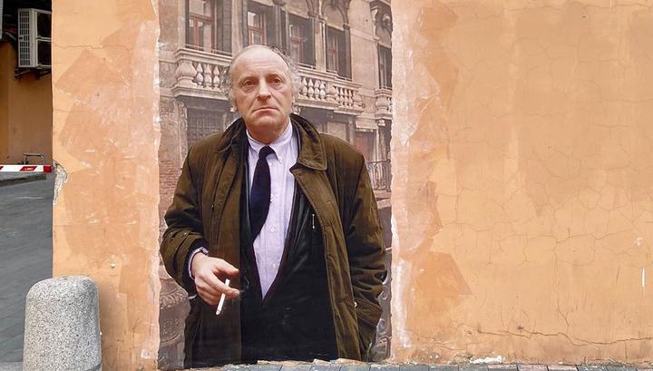 В Петербурге в день 80-летия Бродского появилось и исчезло изображение поэта