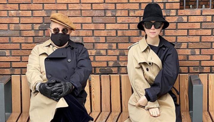 Петросян впервые опубликовал фото с молодой женой