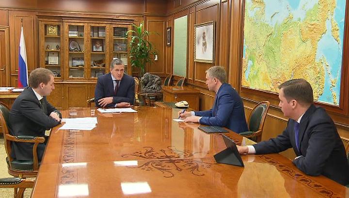 Развитие арктического макрорегиона обсудили в Москве