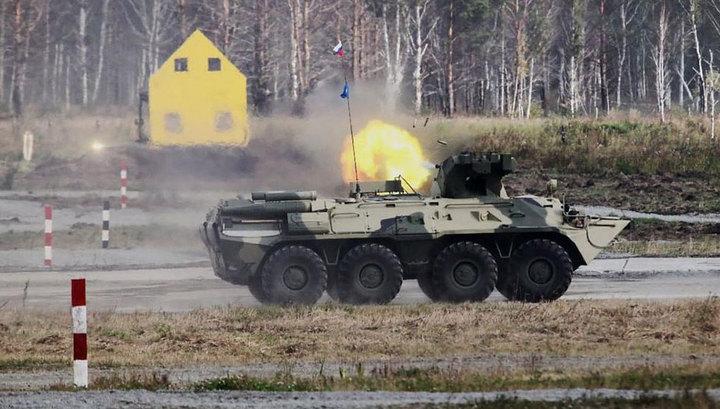 Российский бронетранспортер превратят в разведчика и ракетный комплекс