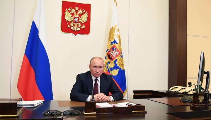 Путин поддержал планы смоленского губернатора переизбраться на пост