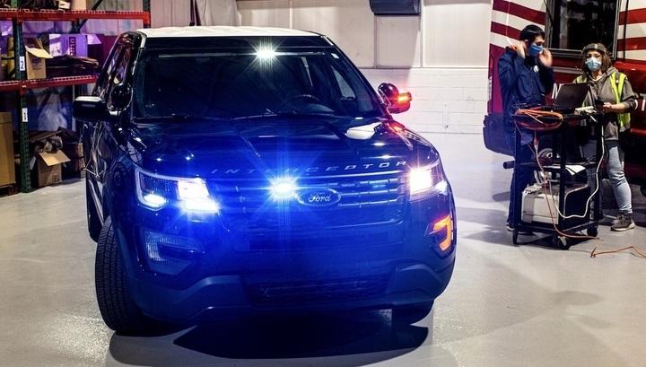 Автомобили Ford научили убивать коронавирус в салоне