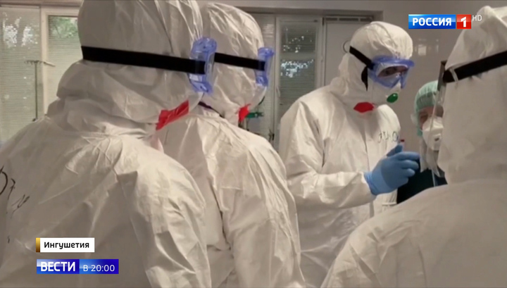 Московские врачи делятся своим опытом с коллегами из других регионов в борьбе с COVID-19