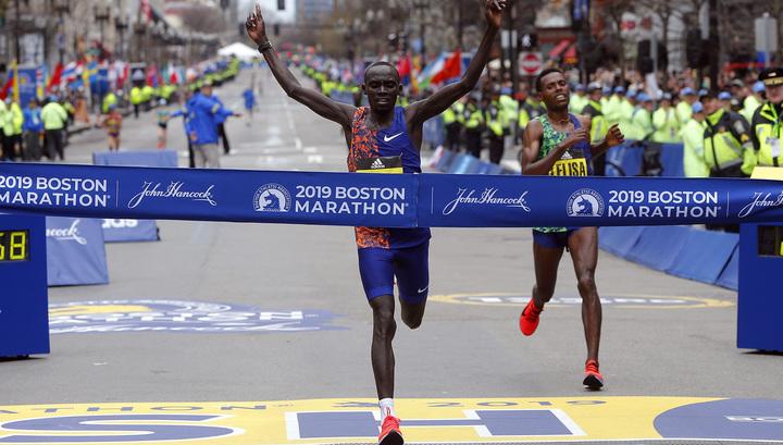 Бостонский марафон отменен впервые за 124 года существования - ElkNews.ru