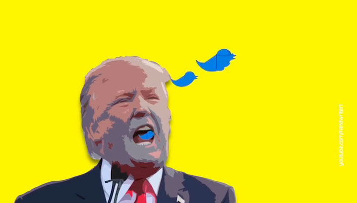 Twitter бурно отреагировал на указ Трампа о соцсетях