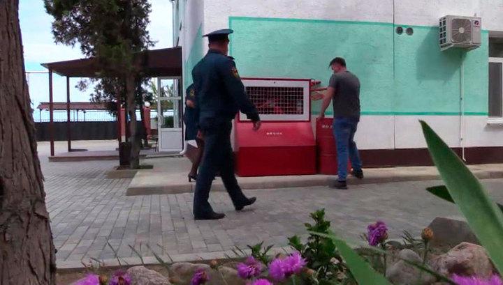 Детские оздоровительные лагеря в Крыму готовятся к открытию