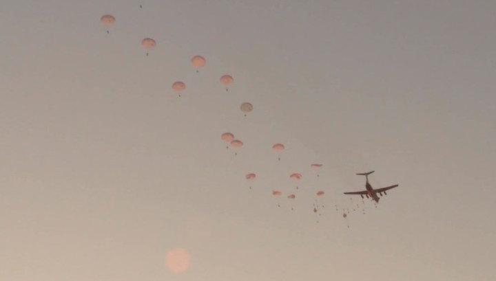 У российских военных начинается летний период обучения