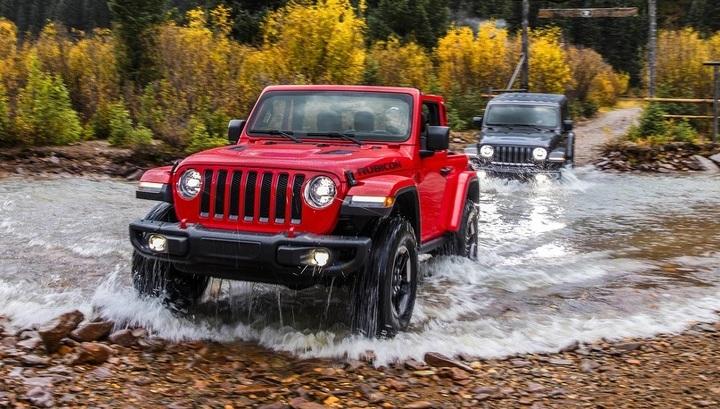 Jeep начал продавать новые машины через приложение Сбербанка