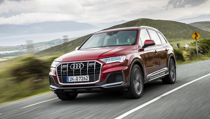 В России стартовали продажи обновленного Audi Q7