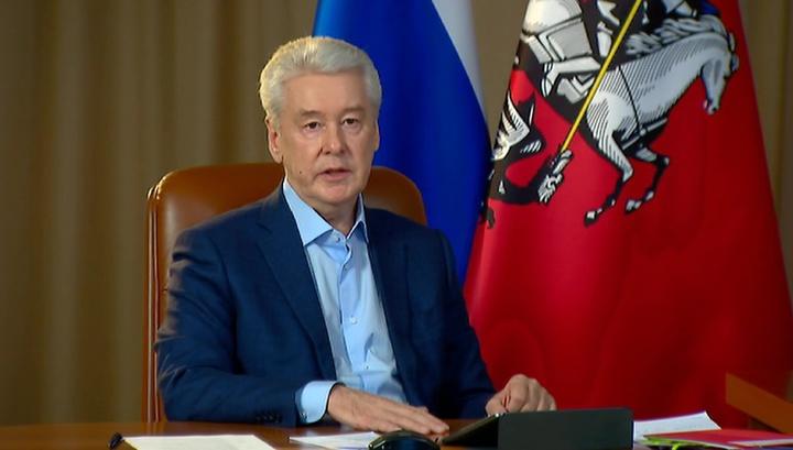 Собянин: режим самосохранения в Москве продлится до осени, когда появится вакцина от COVID-19
