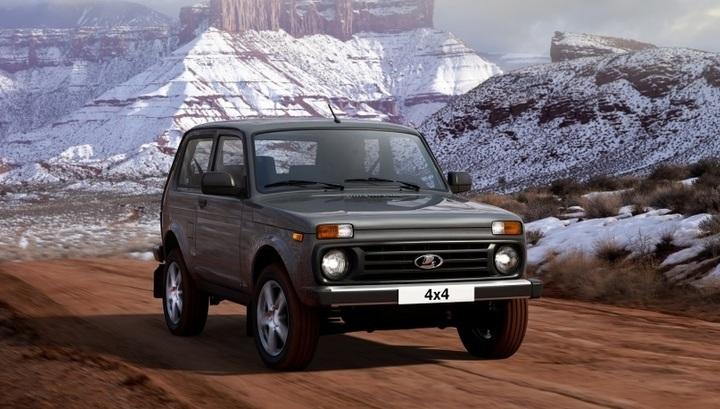 Российская Lada 4x4 покидает авторынок Европы