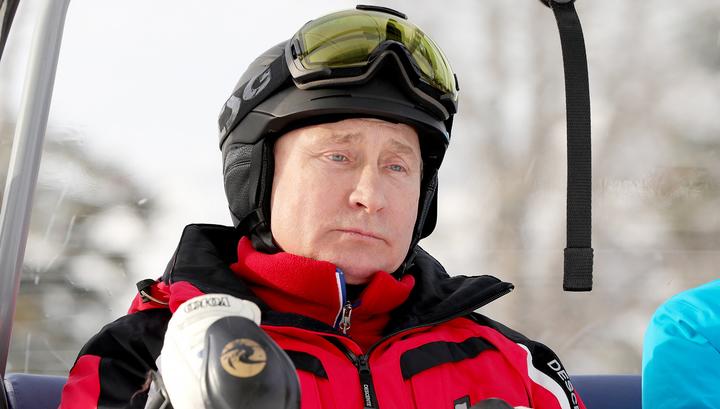 Putin Team: президент одобрил идею отшить для него индивидуальную спортивную одежду