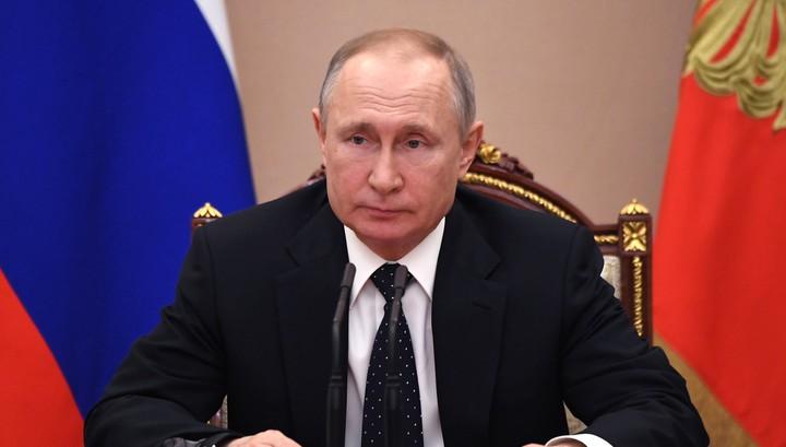 Путин озвучил меры финансовой поддержки легкой промышленности