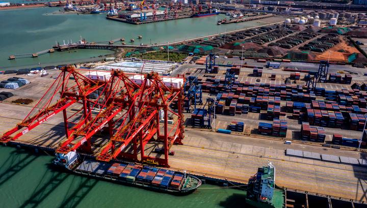 Китай отменяет некоторые поставки сельхозпродукции из США