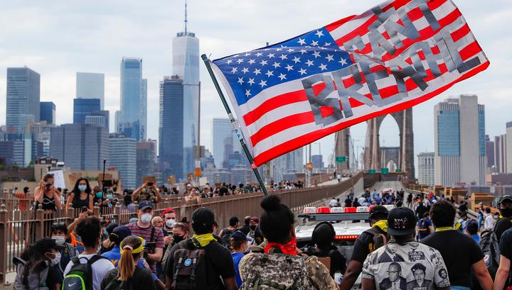 Массовые протесты в США могут спровоцировать новую волну пандемии