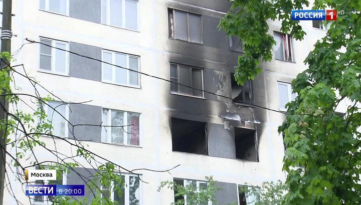 Взрыв в московской квартире: отец погибшего рассказал о его опытах с пиротехникой