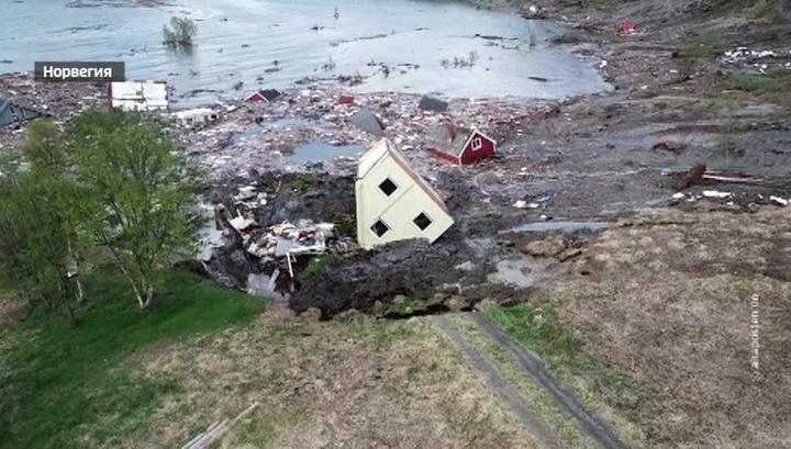 Унесло в море: почему в Норвегии смыло целый поселок