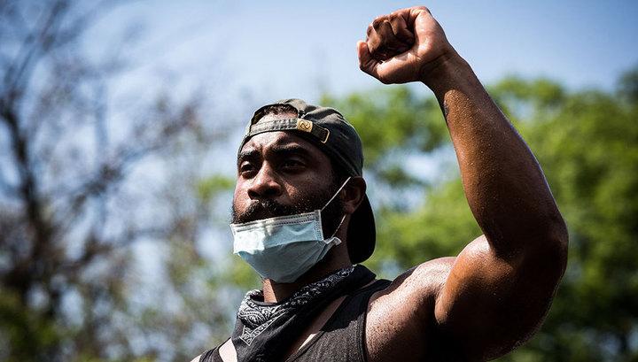 В Вашингтоне прошел самый массовый и самый спокойный митинг