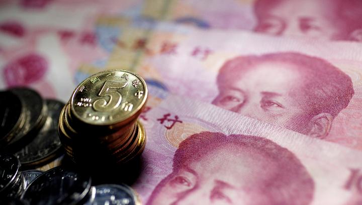 Китай позволил юаню упасть до пятимесячного минимума
