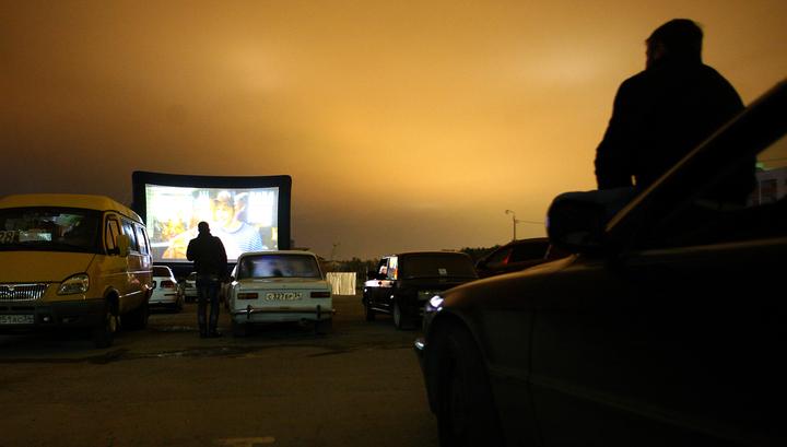 Америка 50-х в России: в Подмосковье открываются первые кинотеатры drive-in